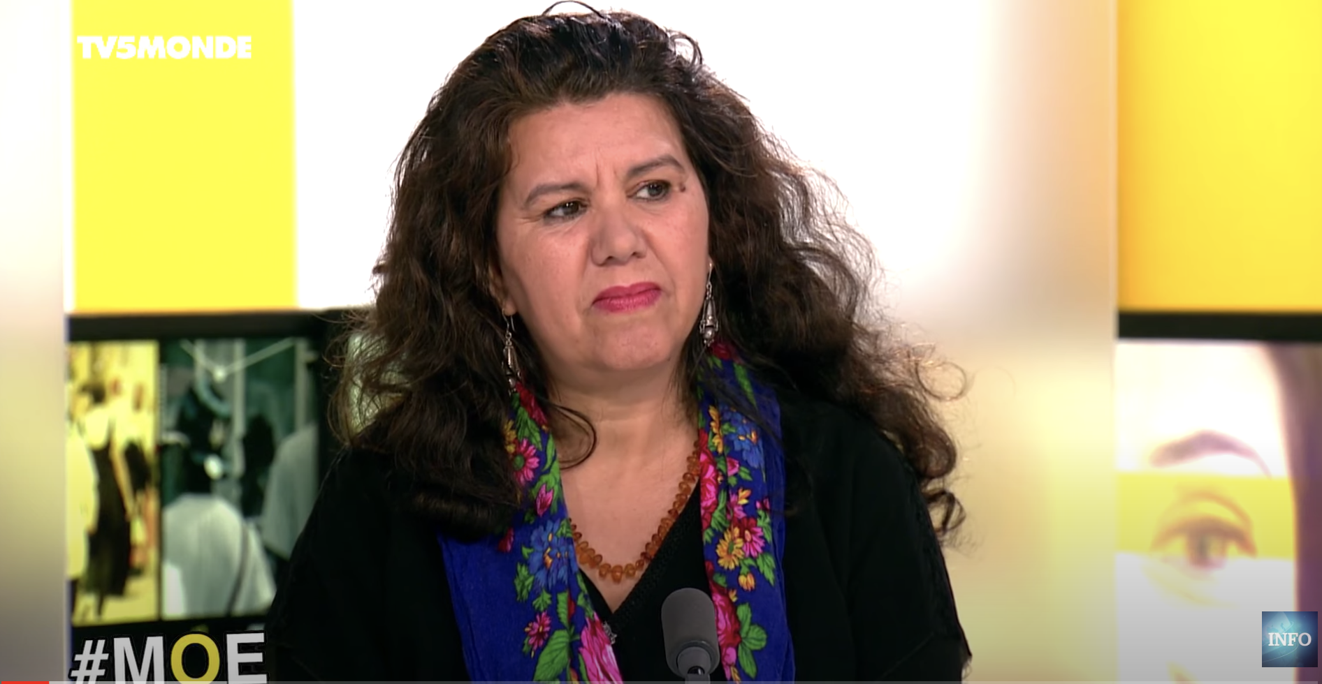 Algérie : Kateb Yacine m'a reconnectée – Rahma Benhamou El Madani